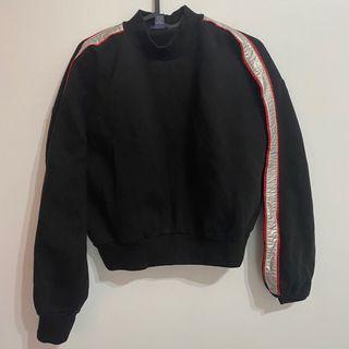 Black F21 Sweatshirt