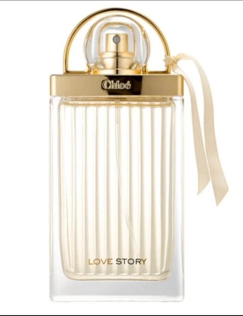 BNIB 7.5 mL Chloe Love Story Eau de Parfum