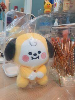 LiNE × BT21 : CHIMMY Soft Plush Sitting Doll