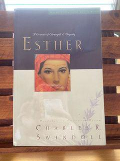 Esther - A woman of strength & dignity