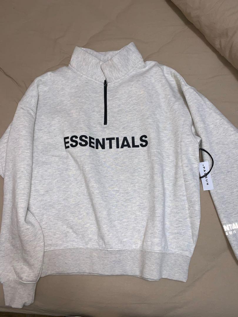 Fear of God Essential Half Zip