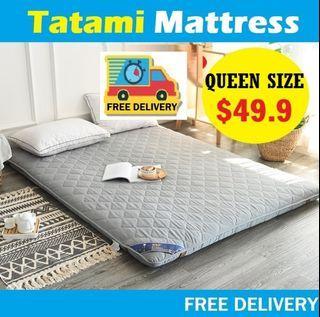 foldable tatami mattress floor cushion sleep nap