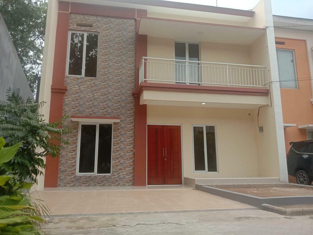 Jual Rumah Bangunan Baru Cluster Ciputat Cipayung Tangsel