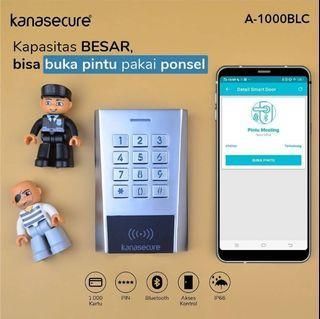 Kunci Pintu Digital A-1000BLC dari Kanasecure