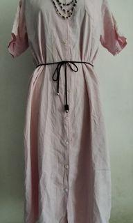 Ling dress katun