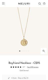 Mejuri Necklace