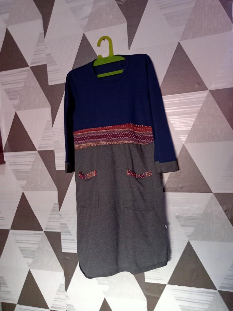 Midi dress/tunik