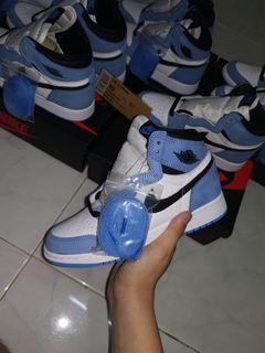 (US4/4.5/Euro 36/Euro 36.5) Air Jordan 1 High University Blue (Gs)