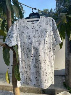 Rare Doremon X Nobita X Comics Edition T-shirt