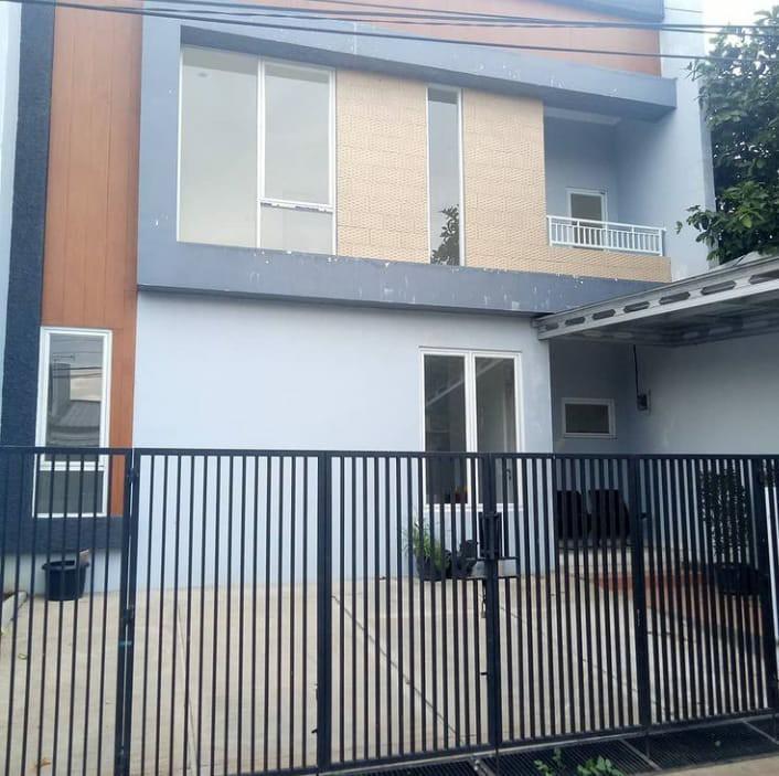 Rumah baru siap huni di Jakasampurna Bekasi barat