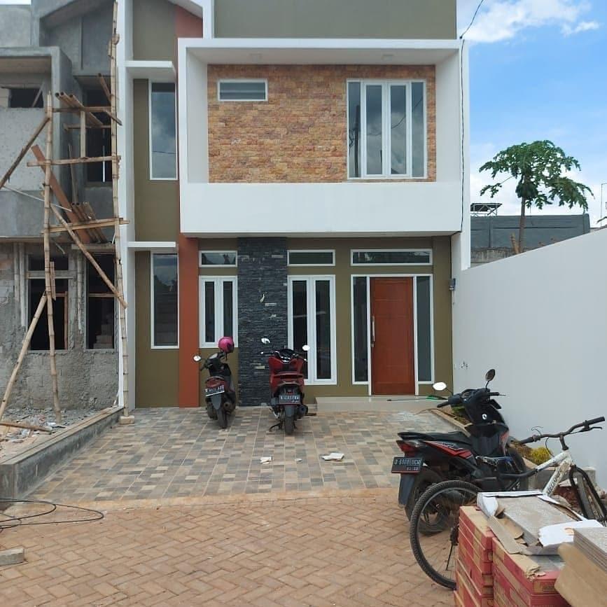 Rumah di Jatiasih Bekasi Akses Jln 8 Meter Free Biaya Biaya