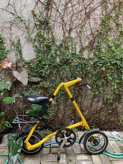 sepeda lipat taiwan turun harga