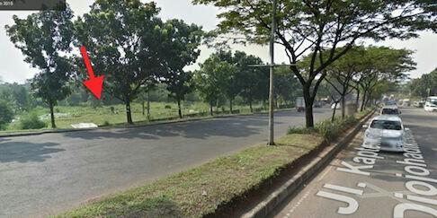 Tanah Rawa Buntu BSD