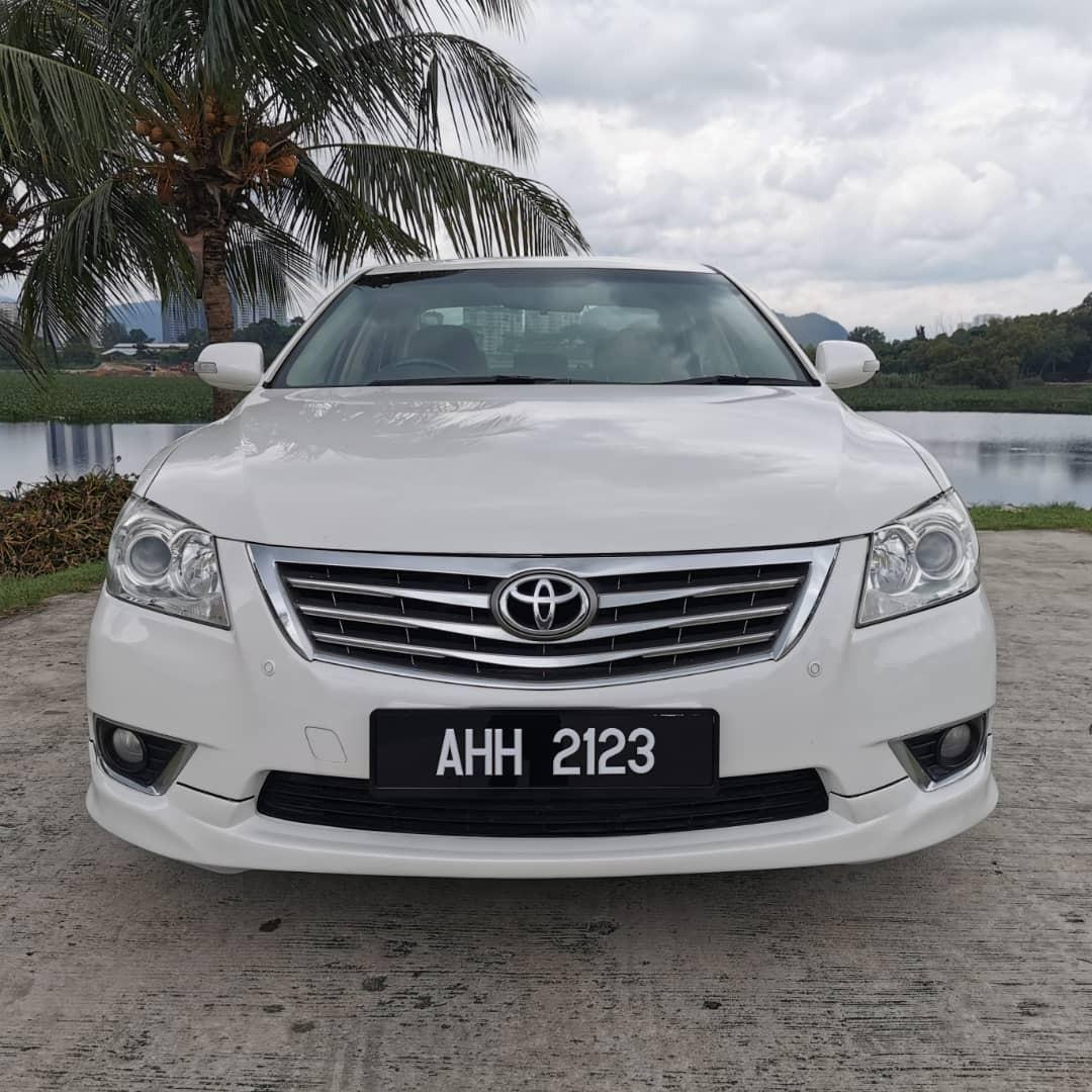 Toyota Camry 2.0 (A)(2010)