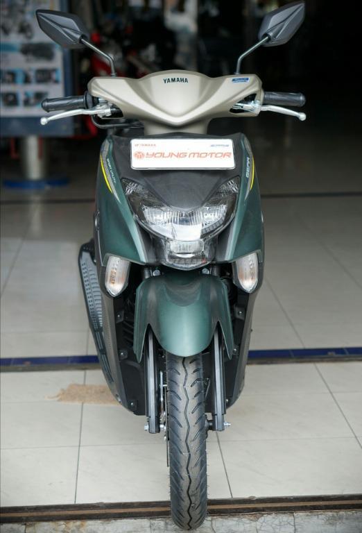 Yamaha Gear 125 cc [ Promo Kredit )