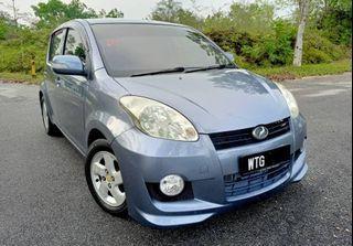 2009 Perodua Myvi 1.3 Manual