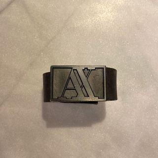 [7成新!] AX Armani 皮帶, 全長106公分- 很划算!#人氣
