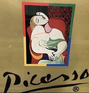 畢卡索甜夢少女杯子-畢卡索杯子