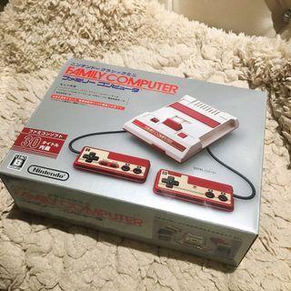 日本 原廠 經典 回憶 超級 任天堂 迷你紅白機 FAMICOM Mini (內建30款遊戲) 日版 (現貨)