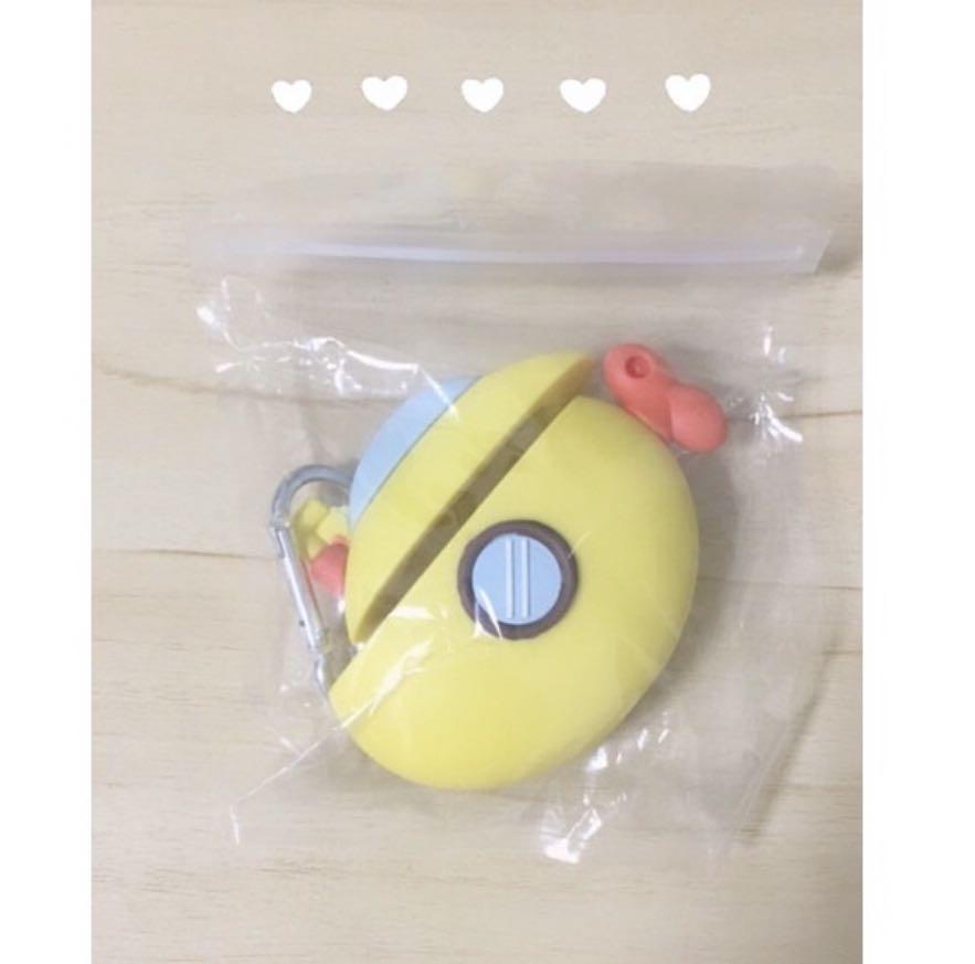 AirPods 保護套 軟殼 潛水艇 iphone 藍牙耳機殼 一代 二代 全新