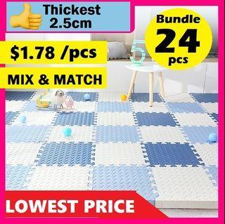 Baby playmat crawling mat puzzle play mat