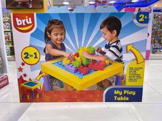 Bruin Preschool My Play Table