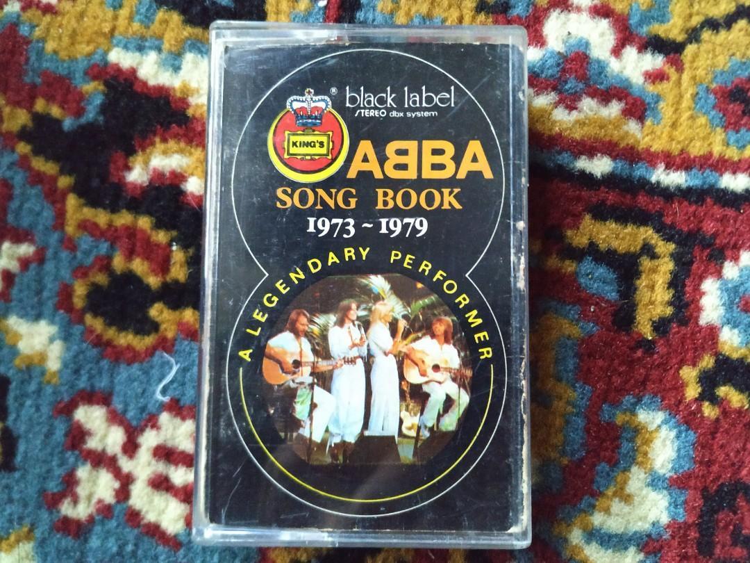 Dijual Kaset Pita 📼: ABBA
