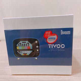 🛍快速出貨✈️公司貨DIVOOM TIVOO光音舞動智慧藍牙喇叭 藍色