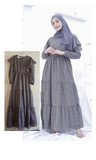 Dress Brukat terbaru Marizha