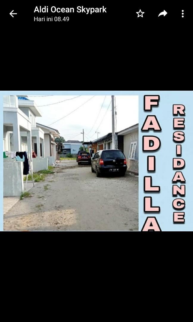 Fadilla residence jl. Pu Binjai