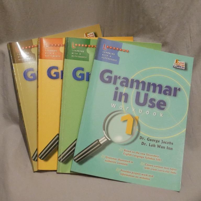 Grammar in Use Workbook 1~4