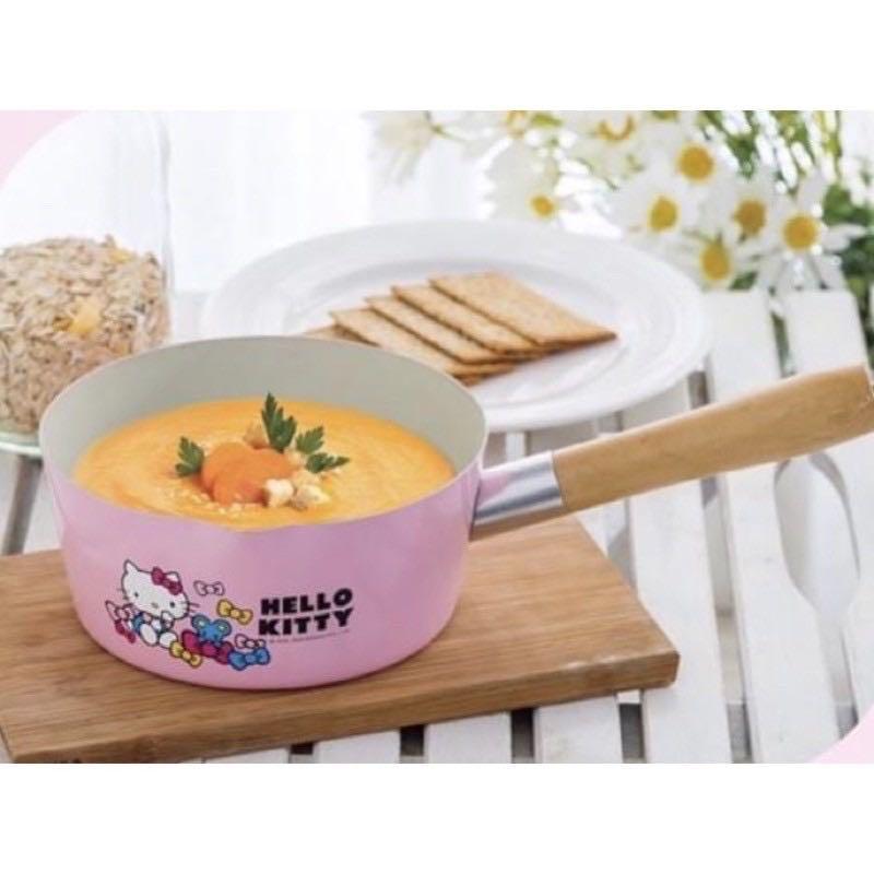 Hello kitty 單柄鍋