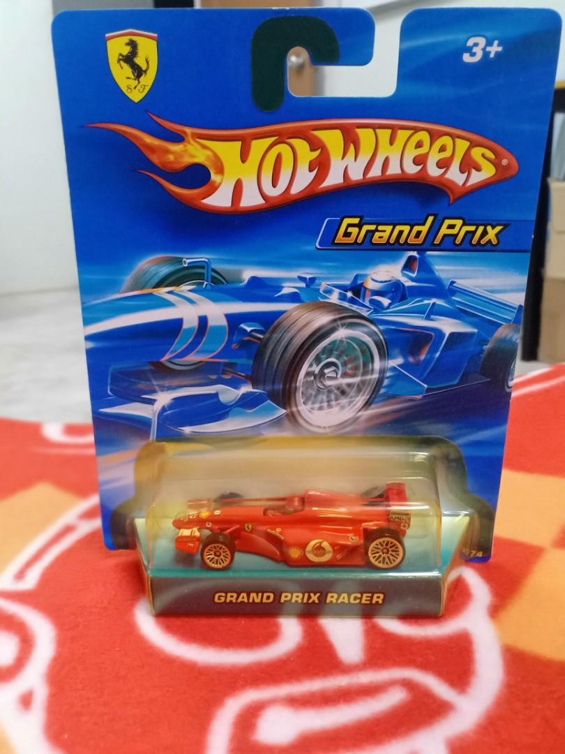 Hotwheels Ferrari Nos