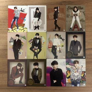 INFINITE OFFICIAL COLLECTION CARD VOL.2