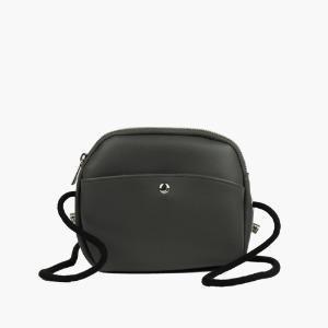 [JSK079] Shoulder Bag_Grey / Made In Korea