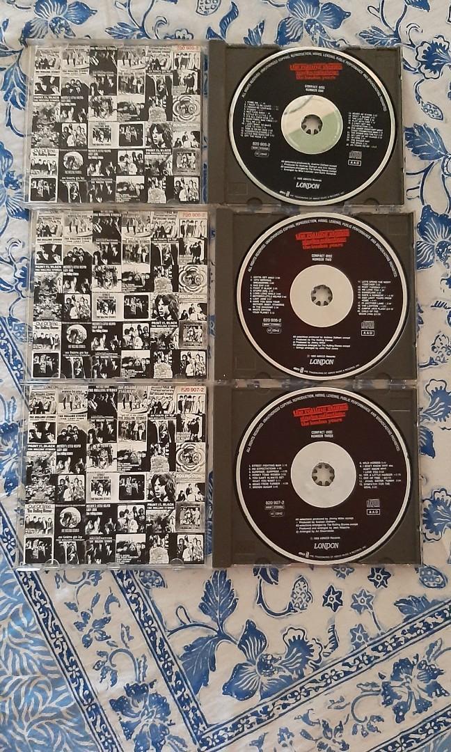 Cd Original The Rolling Stones