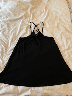 二手pazzo黑色洋裝