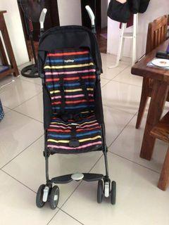 Peg Perego Pliko Mini Stroller x Chicco