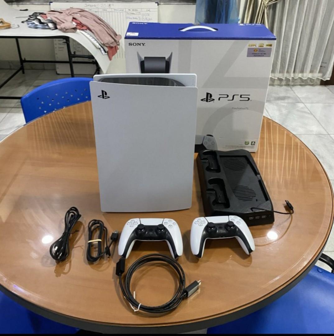 PS5 PlayStation 5 second garansi resmi indonesia ps 5 bekas