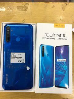 Realme 5 3GB | 64GB - Crystal Blue #15