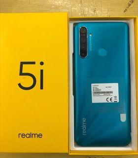 Realme 5i 4GB | 64GB - Aqua Blue #8