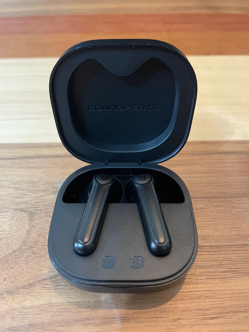 Soundpeats TrueAir 2 真無線藍牙耳機
