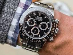 WTB Rolex Daytona 116500LN Black