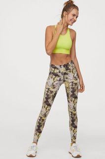 (DISC 50%) 1 set H&M sport bra & legging