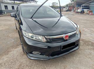 2014 Honda Civic FB 1.8S