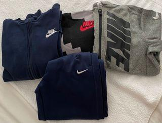 3 Nike Hoodies -All Original