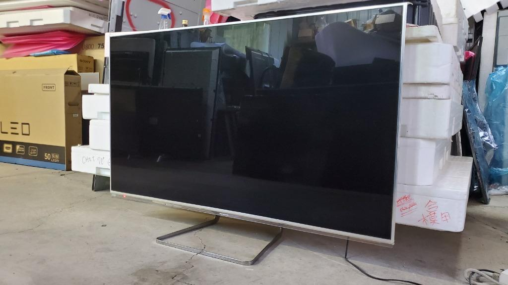 純白美背3D機種 panasonic 55型 TH-L55WT60W WiFi聯網 薄型 LED 液晶電視