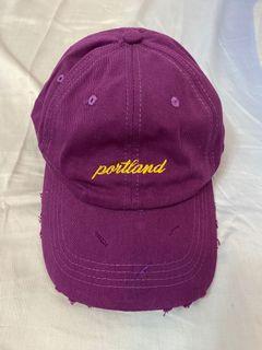 棒球帽(紫色)