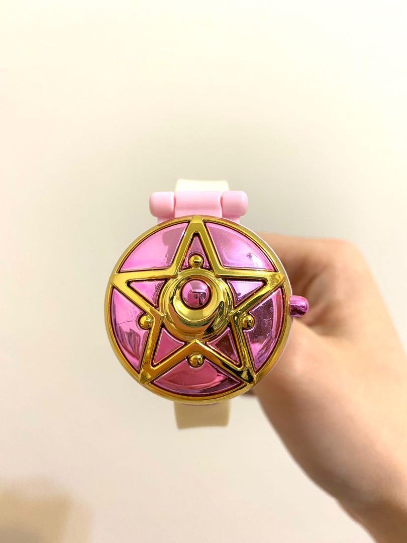 美少女戰士手錶扭蛋