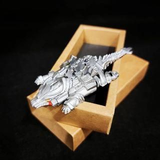 【怪獸天團】鴉巢工作室 怪獸乾物 機械哥吉拉乾物